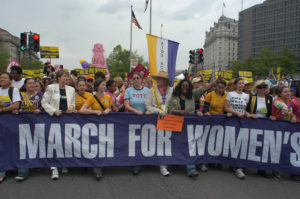 March for Women's Lives