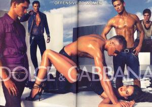 Dolce & Gabbana - Offensive Ad