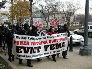 Katrina rally, 2005