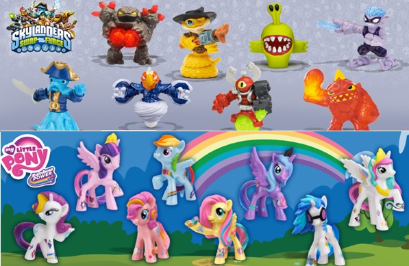 Skylander & My Little Pony