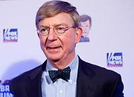 Syndicated columnist George Will.