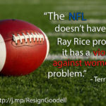 NFL Statement Quote Domestic Violence