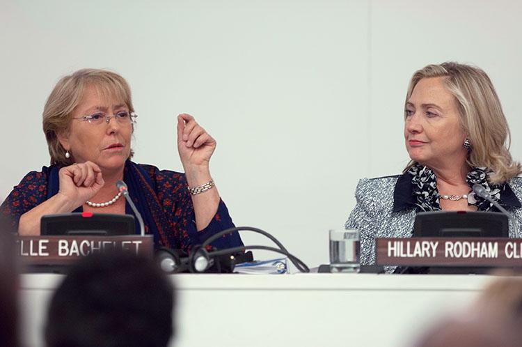 Advancing Women's Political Participation