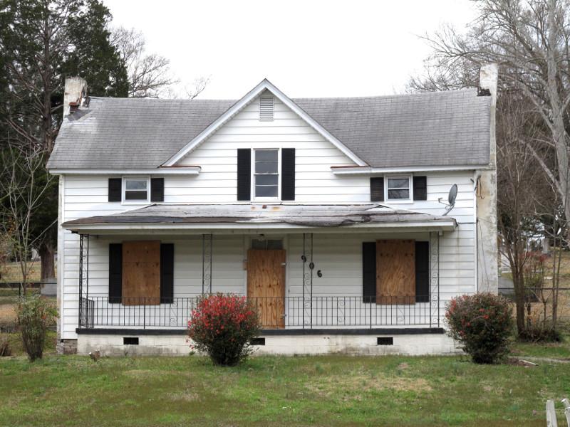 Pauli Murray house